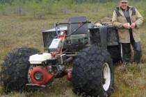 Делаем вездеход из мотоблока, выбрать двигатель и колеса