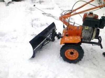 Механизированной уборке снега