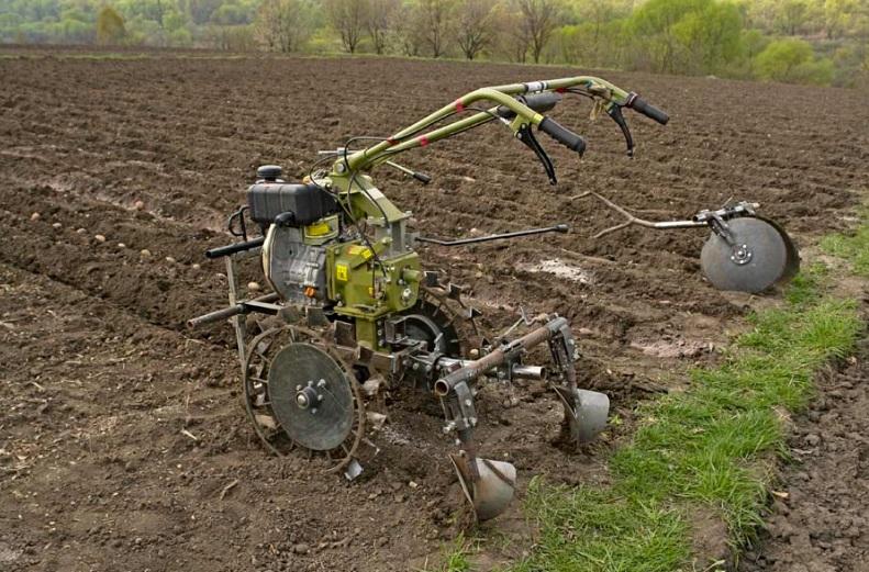 Меч для посадки картофеля