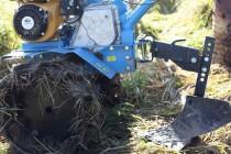 Правильная и быстрая обработка земли мотоблоком (пахота мотоблоком)