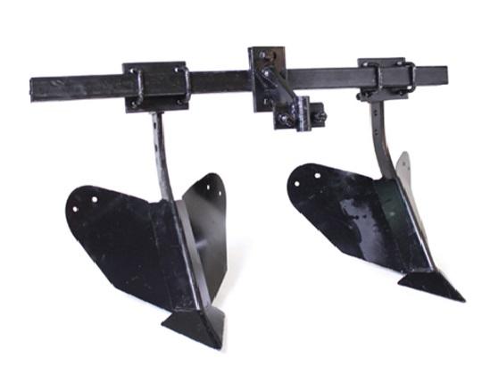 Минитрактор и навесное оборудование своими руками