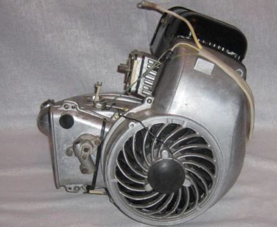 Двигатель для мотоцикла своими руками