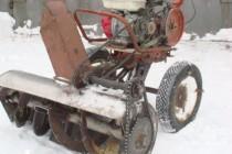 Как сделать снегоочиститель своими руками для мотоблока, чертежи, фото, видео